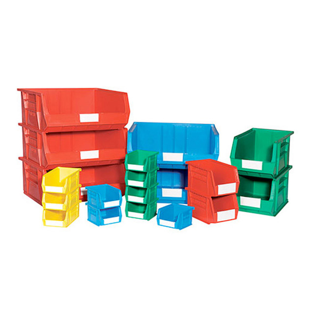Storelab storage bins assorted sizes