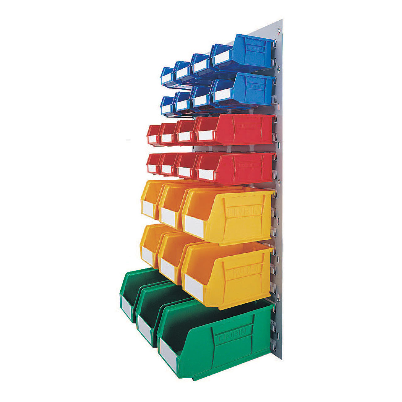 Storelab storage bins multi-coloured