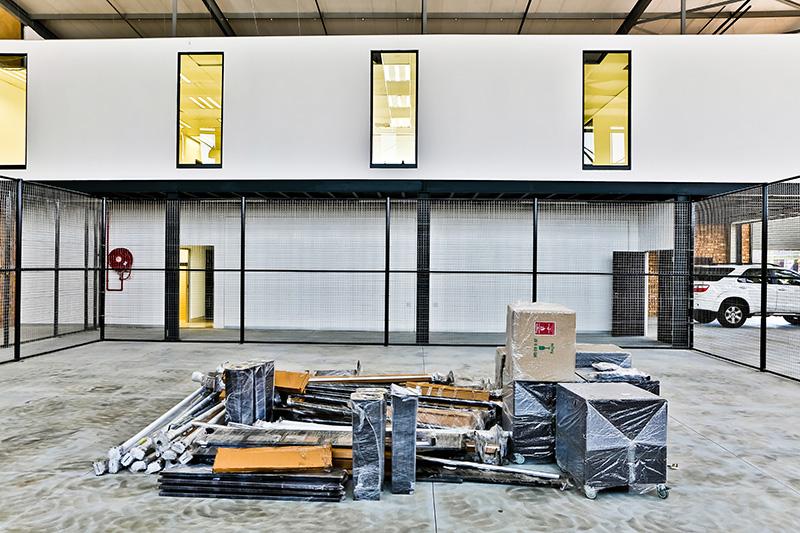 Storelab installation