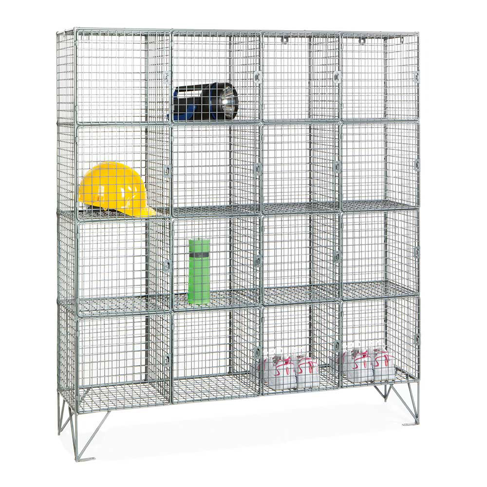 Storelab wire lockers