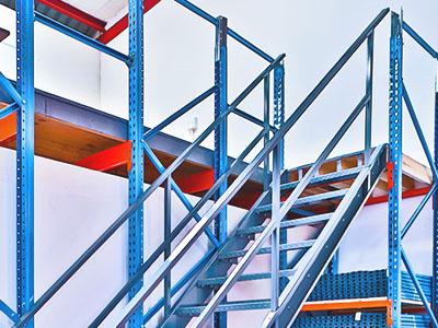 Storelab mezzanine stairs cropped