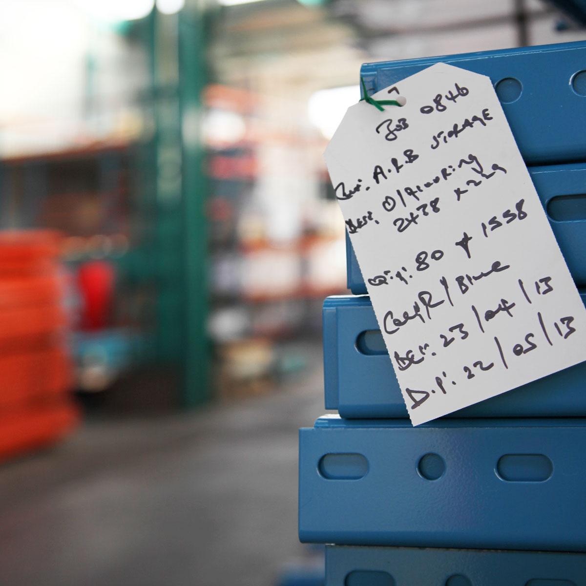 Storelab shipment