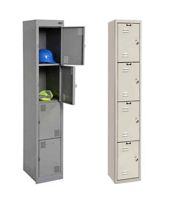Storelab steel lockers